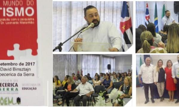 SIPROEM PROMOVE PALESTRA EM ITAPECERICA DA SERRA