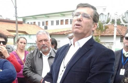 SIPROEM VISITA ESCOLAS DE VARGEM GRANDE PAULISTA