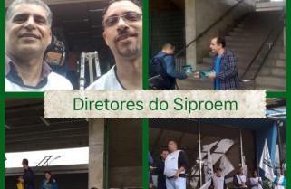 Diretoria do Siproem contra a PEC 06/2019