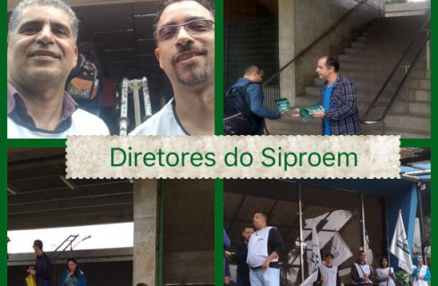 Diretoria do Siproem contra a PEC 06/2019