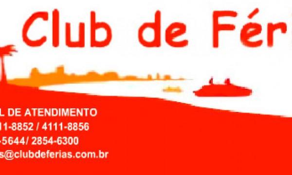 Como desfrutar melhor do CLUB DE FÉRIAS