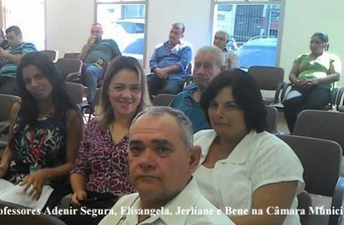 SIPROEM ATUANTE NA REPRESENTAÇÃO DOS PROFESSORES DE EMBU-GUAÇU.